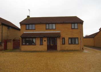 4 bed detached house for sale in Stonald Road, Whittlesey, Peterborough PE7