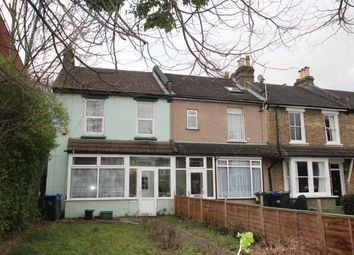 Thumbnail 2 bed end terrace house for sale in Enmore Road, London