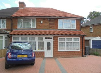 Thumbnail 5 bedroom semi-detached house for sale in Pool Farm Road, Acocks Green