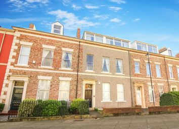 Thumbnail 4 bed maisonette for sale in Prudhoe Terrace, Tynemouth, North Shields