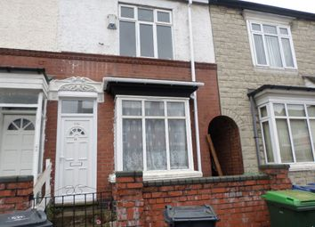 Thumbnail 2 bed terraced house to rent in Grange Road, Smethwick