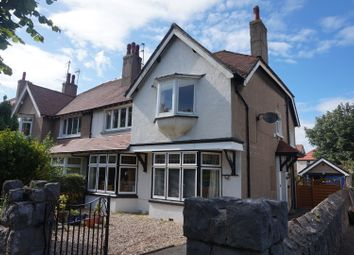 Thumbnail 4 bed semi-detached house for sale in Park Avenue, Llandudno