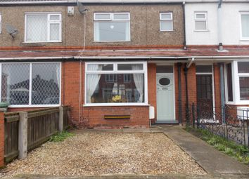 Thumbnail 3 bed terraced house for sale in St. James Avenue, Grimsby
