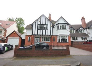 Thumbnail 5 bed detached house to rent in Carisbrooke Road, Edgbaston