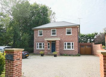 Thumbnail 5 bed detached house for sale in Monks Corner, Great Sampford, Saffron Walden
