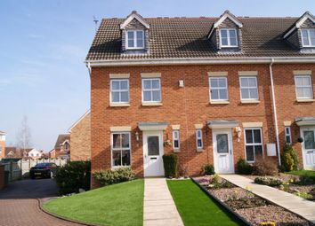 Thumbnail 3 bed town house to rent in Fresh Meadows, Normanton