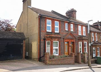 Thumbnail 2 bed end terrace house to rent in Crescent Road, Hemel Hempstead