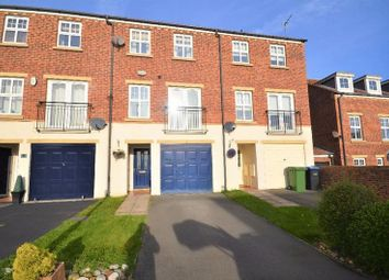 Thumbnail 4 bed town house for sale in Souter Drive, Seaham