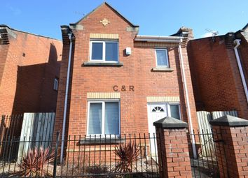 3 bed detached house for sale in Rolls Crescent, Hulme, Manchester M15