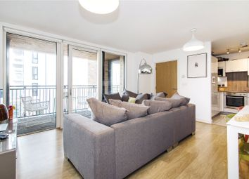 Thumbnail 2 bed flat for sale in Labyrinth Tower, Dalston Square, London