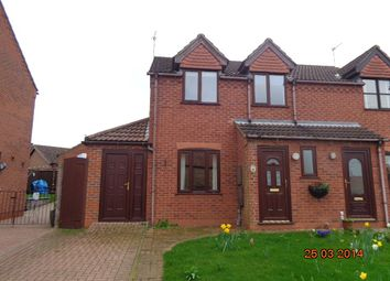 Thumbnail 3 bedroom semi-detached house to rent in Anderson Way, Lea