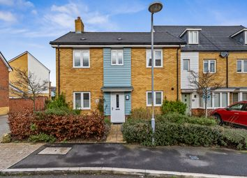 3 bed end terrace house for sale in William Stuart Drive, Repton Park, Ashford, Kent TN23