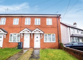 3 bed terraced house for sale in Wrexham Road, Pontblyddyn, Mold CH7