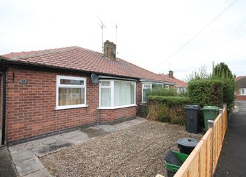 Thumbnail 2 bed bungalow to rent in Briar Drive, York