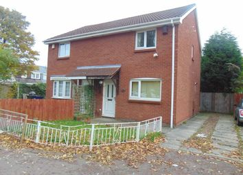 Thumbnail 3 bed semi-detached house for sale in Yatesbury Avenue, Newcastle Upon Tyne