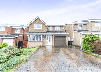 Thumbnail 4 bed detached house for sale in Chillingham Drive, Chester Le Street