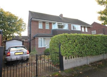 Thumbnail 3 bed semi-detached house for sale in Westmorland Road, Urmston, Manchester