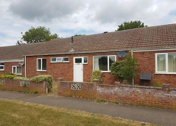 Thumbnail 2 bed terraced bungalow for sale in Pinza Close, Newmarket