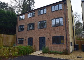 Thumbnail 4 bed semi-detached house for sale in Valley Road, Inchbrook, Stroud