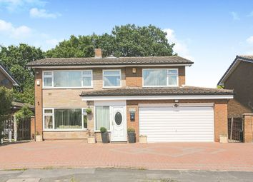 Thumbnail 4 bed detached house for sale in Gleneagles Road, Heald Green, Cheadle, Cheshire