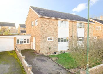 Thumbnail 3 bed semi-detached house for sale in Kennington Close, Maidstone