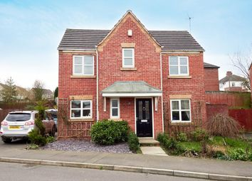 Thumbnail 3 bed detached house for sale in Willow Tree Grove, Heron Cross, Stoke-On-Trent