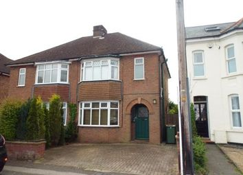 Thumbnail 3 bed semi-detached house for sale in Kirby Road, Dunstable, Bedfordshire, England