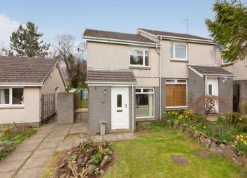 Thumbnail 2 bed semi-detached house for sale in 47 Craigs Park, Edinburgh