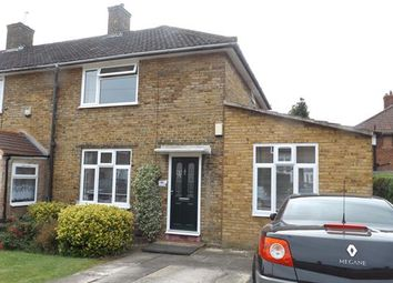 Thumbnail 3 bedroom end terrace house for sale in Langbrook Road, Kidbrooke