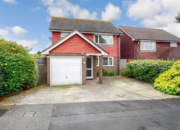 Thumbnail 3 bed detached house for sale in King George Vi Drive, Hove, East Sussex