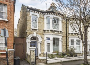 Thumbnail 5 bedroom terraced house for sale in Montholme Road, London