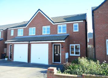 Thumbnail 3 bed semi-detached house for sale in Greenfields Drive, Newport