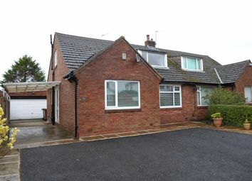Thumbnail 3 bed semi-detached bungalow to rent in Woodplumpton Lane, Broughton, Preston