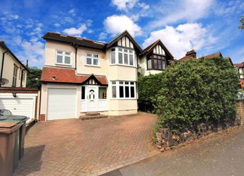 Thumbnail 5 bedroom semi-detached house for sale in Underwood Road, Chingford, London