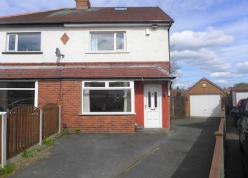 Thumbnail 3 bed semi-detached house for sale in Grange Crescent, Yeadon, Leeds