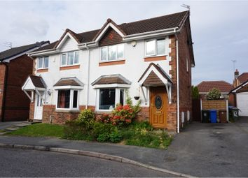 Thumbnail 3 bed semi-detached house for sale in Wickentree Holt, Norden