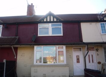 Thumbnail 3 bed terraced house to rent in Brunner Avenue, Shirebrook, Notts