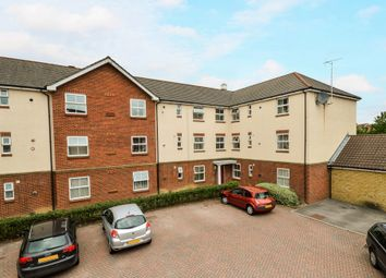 Thumbnail 2 bed flat for sale in Angus Drive, Ashford, Kent