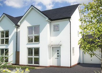 """3 bed detached house for sale in """"The Cypress"""" at Callington Road, Tavistock PL19"""