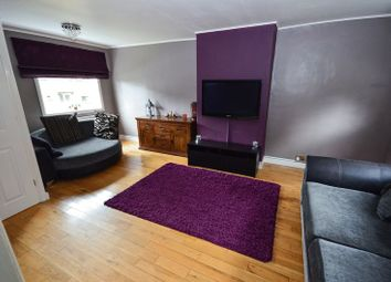 Thumbnail 3 bed terraced house for sale in Barbegs Crescent, Croy, Kilsyth, Glasgow