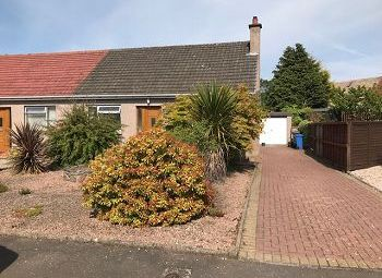 Thumbnail 2 bed semi-detached bungalow to rent in Dunvegan Road, Broughty Ferry
