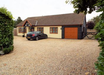 Thumbnail 4 bed detached bungalow for sale in Mill Street, Necton, Swaffham