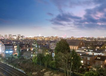Thumbnail 2 bed flat for sale in Milne Building, West Hampstead Square, West Hampstead, London
