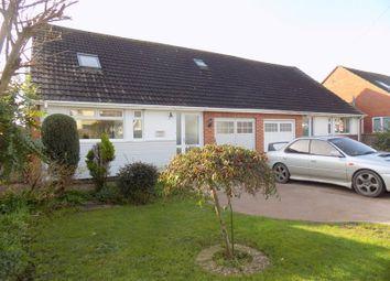 4 bed semi-detached bungalow for sale in Maristow Avenue, Exmouth, Devon EX8