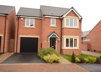 Thumbnail 4 bed detached house for sale in Maggie Barker Avenue, Crossgates, Leeds, West Yorkshire