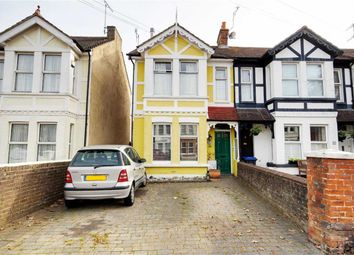 Thumbnail 3 bed end terrace house for sale in Harrow Road, West Worthing, West Sussex