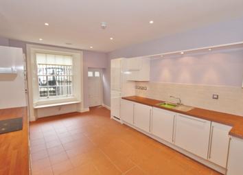 Thumbnail 3 bedroom flat to rent in Walker Street, Edinburgh