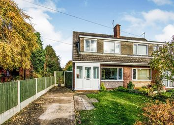 Thumbnail 3 bedroom semi-detached house for sale in The Mead, Lincoln