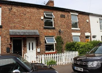 Thumbnail 2 bed terraced house to rent in Crossland Road, Chorlton Cum Hardy, Manchester