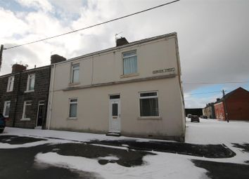Thumbnail 4 bed end terrace house for sale in Durham Street, Middlestone Moor, Spennymoor